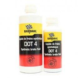 Bardahl - Brake Fluid - DOT 4 - 0,250L