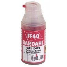 Bardahl - Гел за фиксиране на резби FF40 - силно устойчив
