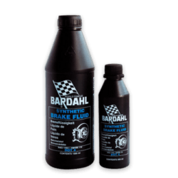 Bardahl - Brake Fluid - DOT 4 - 0,250L