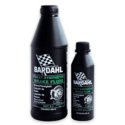 Bardahl - Brake Fluid - DOT 5.1 ABS - 0,250L