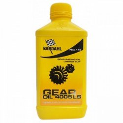 Bardahl-GEAR OIL 4005LS 75W140