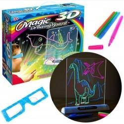 3D магическа дъска за рисуване