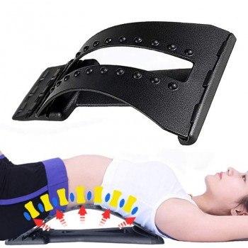 Уред за облекчаване на болки в гърба и кръста Magic Back Support