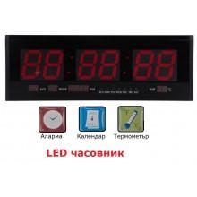 Голям LED електронен часовник