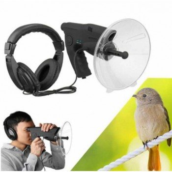 Устройство за наблюдение слушане и записване на звуци