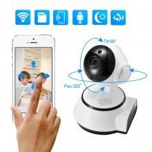 Безжична Wi-Fi камера за видеонаблюдение подвижна