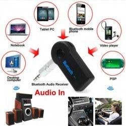 Bluetooth музикален плейър hands-free