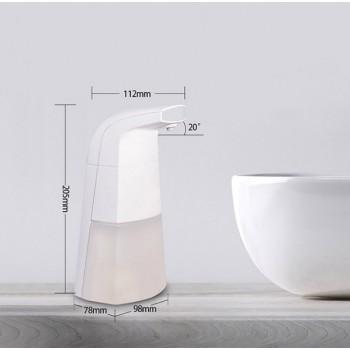 Автоматичен дозатор за течен сапун на пяна