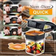 Кухненското ренде Nicer Dicer Quik