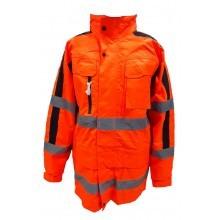 Светлоотразително работно яке