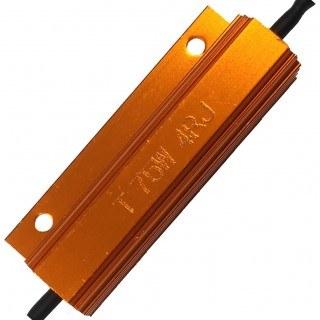 Съпротивление за LED крушки 75W 4Ohm