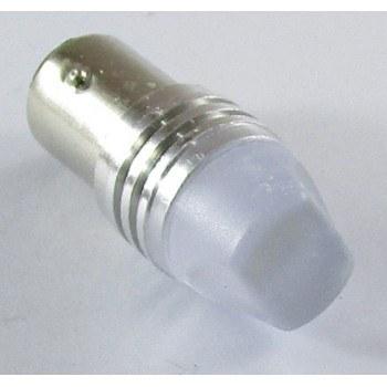 Диодна крушка (LED крушка) 12V, P21W, BA15s, мигаща