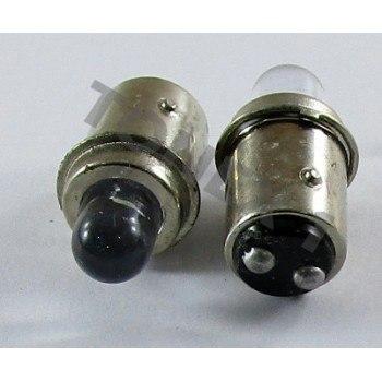 Диодна крушка (LED крушка) 12V, P21/5W, BAY15d, блистер 2 бр.