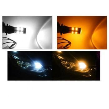 Дневни светлини с вграден мигач