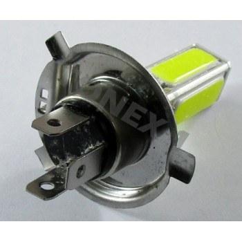 Диодна крушка (LED крушка) 12 / 24V, H4, P43T