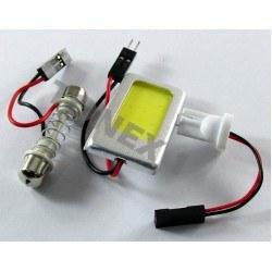 Диодна крушка (LED крушка) интериорна, за плафон 12 / 24V