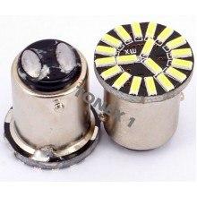 Диодна крушка (LED крушка) 12V, BA15d, блистер 2бр.