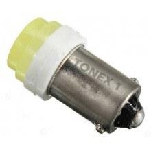 Диодна крушка (LED крушка) 12V, T4W, BA9s, блистер 2 бр.