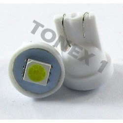 Диодна крушка (LED крушка) 24V, W5W, T10, W2.1x9.5d, блистер 2 бр.