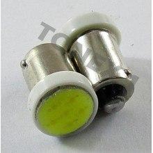Диодна крушка (LED крушка) 24V, T4W, BA9s, блистер 2 бр.