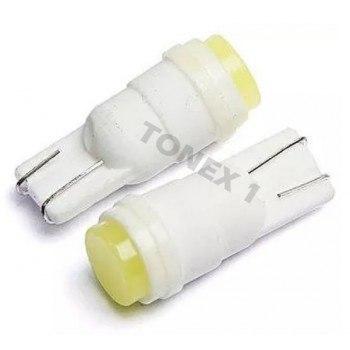 Диодна крушка (LED крушка) 12V, W5W, T10, W2.1x9.5d,Canbus, блистер 2 бр.