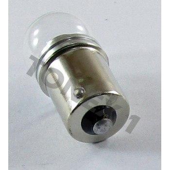 Диодна крушка (LED крушка) 12V, R5W, BA15s
