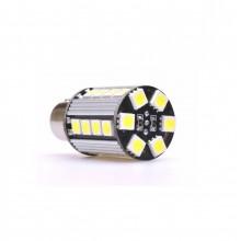 Диодна крушка (LED крушка) 12V, 24V, P21W, BA15s, Canbus