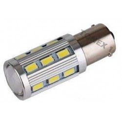 Диодна крушка (LED крушка) 12V, 24V, P21/5W, BAY15d, Canbus