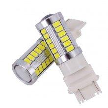 Диодна крушка (LED крушка) 12V, P27/7W, W2.5x16q
