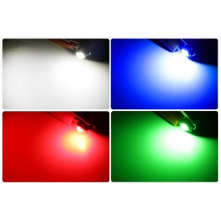 LED крушка 12V, T3, T4.2, T4.7