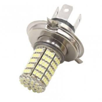 Диодна крушка (LED крушка) 12V, H4, P43T, блистер 1бр