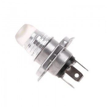 Диодна крушка (LED крушка) 12V, H4, P43T, 1бр