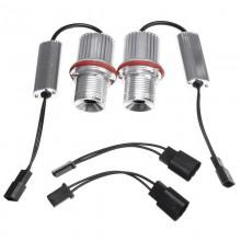 Диодни LED крушки за Ангелски очи Angel Eyes 25W BMW бяла светлина