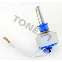 Диодна крушка (LED крушка) 12 / 24V, H3, PK22s, блистер 2бр.