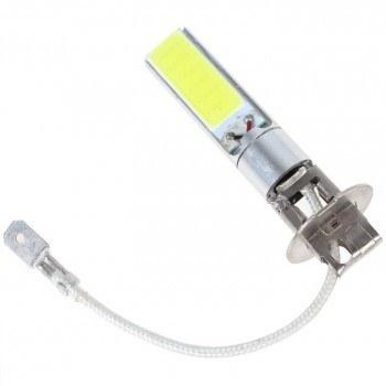 Диодна крушка (LED крушка) 12V, H3, PK22s