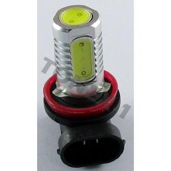 Диодна крушка (LED крушка) 12V, H11, PGJ19-2