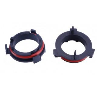 Адаптер преходник за диодна LED крушка H7 за OPEL ASTRA G, HONDA CR-v