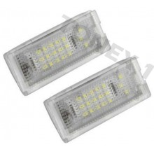 Диодни плафони осветление за номер MINI Cooper