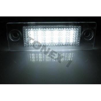 Диодни плафони осветление за номер VW SKODA
