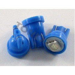 Диодна крушка (LED крушка) 12V, W5W, T10, W2.1x9.5d
