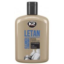 Лосион за почистване и подхранване на кожен салон K2 200гр