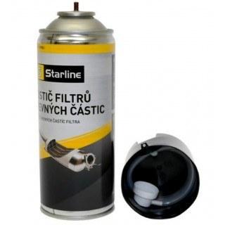 Спрей за почистване на DPF филтри за твърди частици STARLINE