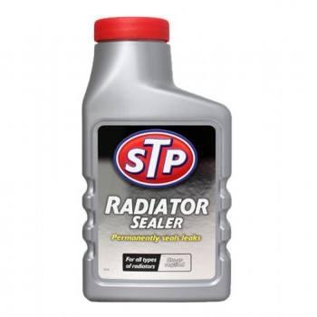 Добавка за спиране теча от радиатора 300мл STP®
