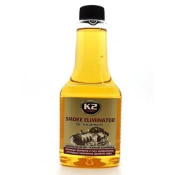Добавка за масло намалява пушенето K2