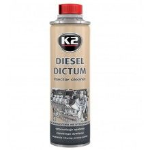 Добавка за почистване на горивната система дизел Injector Cleaner K2