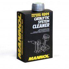 Професионална добавка за почистване на катализатори за бензинови двигатели MANNOL