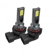 Диодна крушка (LED крушка) 12/24V, HB3 / 9005, P20d блистер 2 броя