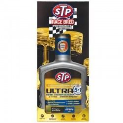 Добавка за цялостно почистване 5 в 1 дизел 400мл STP®