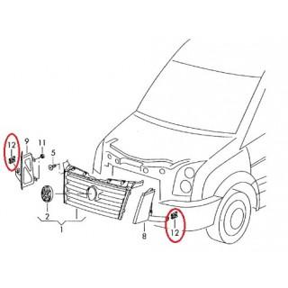 Копка - щипка VW, MERCEDES
