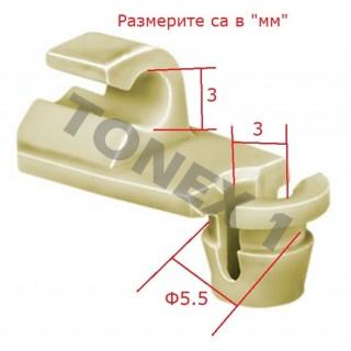 Копка - щипка ф5.5х3мм